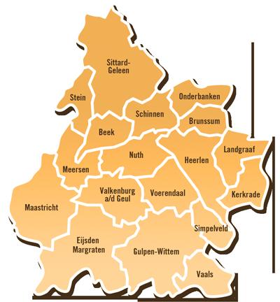 kaart-gemeentes